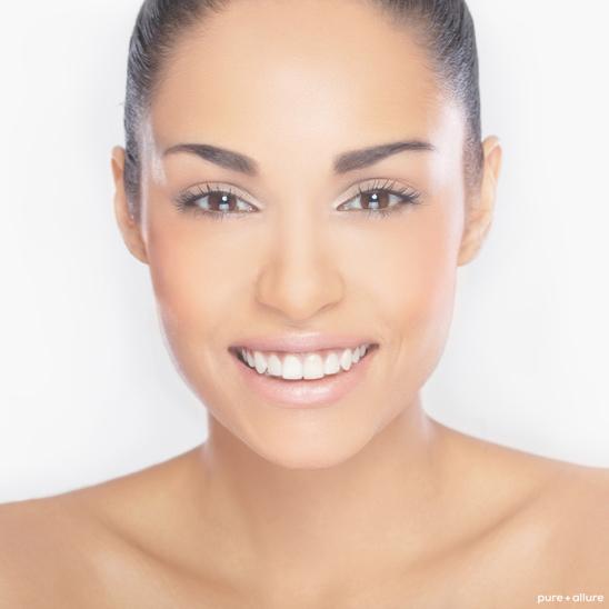 normalna koža lica